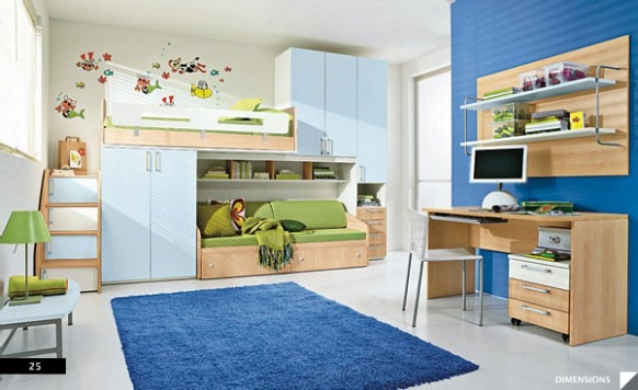 Blue-Teen-Bedroom-582x356