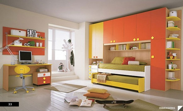 Built-in-Bunk-Beds-582x356
