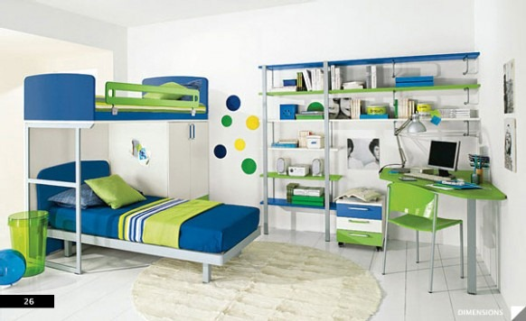 Library-Bedroom-582x356