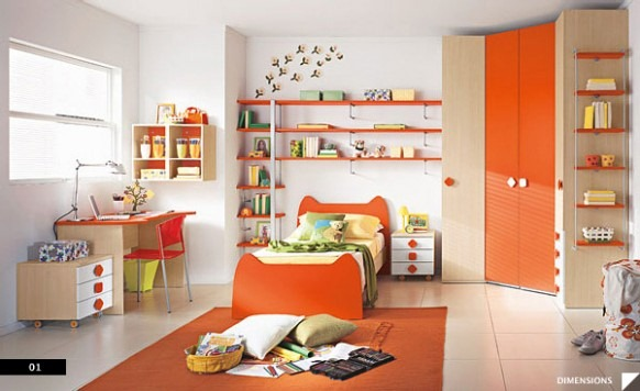 Modern-Kids-Bedroom-582x356