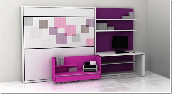 Cool-teen-room-furniture-for-small-