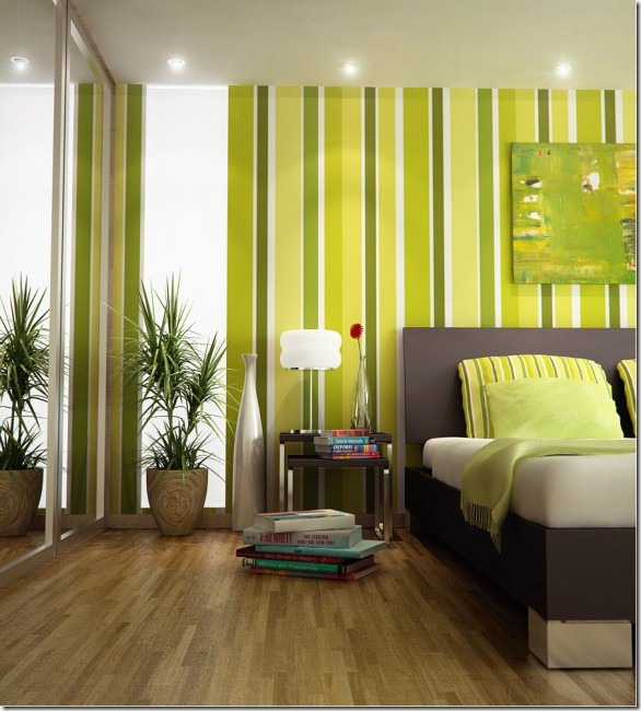 Green-stripes-bedroom-Index-11-582x646