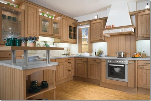 Light-Wood-Kitchen-Design